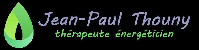 Jean-Paul Thouny - Thérapeute Energéticien